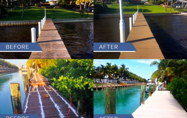 Decks + Docks
