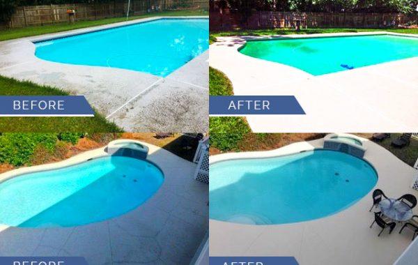 Pool Decks + Concrete